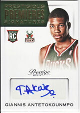 Panini Milwaukee Bucks Single Basketball Trading Cards