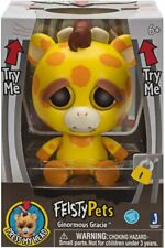 "Feisty Pets Ginormous Gracie Giraffe 4"" Figure"