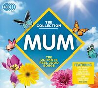 MUM THE COLLECTION (2017) 72-track 4-CD set NEW/SEALED Fleetwood Mac Cher