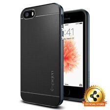 Spigen iPhone SE/5S/5 Case Neo Hybrid Metal Slate