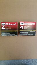 Set of 8 Motorcraft SP479 Spark Plugs AGSF22WM FREE SHIPPING