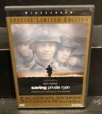 Saving Private Ryan (Dvd, 1999, Special Limited Edition) Action Movie Tom Hanks
