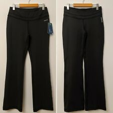 REEBOK (2 ITEM LOT) Women's SLIM FIT Performance Pants, MEDIUM
