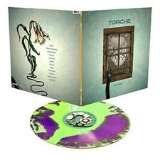 TORCHE - Restarter - Green / Purple Swirl LP - NEW COPY - Floor - Stoner Doom