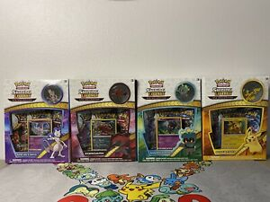 ✨ Shining Legends Pin Collection Complete box set (Factory Sealed)