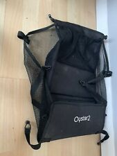Oyster 2 Shopping Basket Black