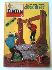 Journal de Tintin 551 - 14/05/59 Maréchal de Luxembourg