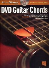 Guitar Chords BK/DVD At a Glance Series DVD and Lesson Book