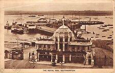 BF34220 the royal pier southampton uk  front/back scan