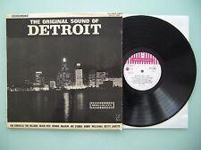 Various-the l'original sound of Detroit, usa'67, LP, original Ember, vinyle: vg
