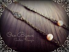 Sautoir / Collier artisanal fantaisie - Venezia - Oxo Bijoux