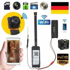 2020 HD 1080P Mini CAM Wifi Wlan IP Netzwerk Kamera WLAN Funk Überwachungskamera