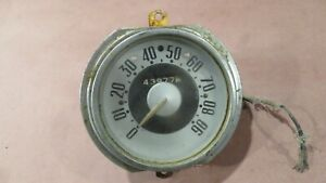 1951 52 Ford Truck F1 F2 F3 Flathead Speedometer Assembly Gauge