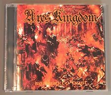 ARES KINGDOM Return To Dust CD (ORDER FROM CHAOS, VULPECULA)