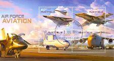 Australia-Airforce min sheet  cto/fused-Jetplanes