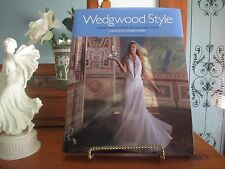 """""""WEDGWOOD STYLE"""" Book ~ a history of Wedgwood through the ages ~ collectors item"""