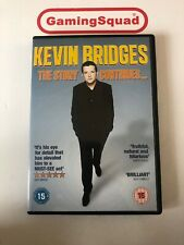 Kevin Bridges, The Story Continues DVD, Supplied by Gaming Squad