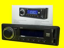 Autoradio 1 DIN mit SD-Kartenslot/USB Anschluss/MP3 /LCD Display