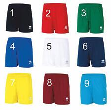 ERREA NEW SKIN PANTALONCINI CALCIO CALCETTO VOLLEY Beach Volley vari colori
