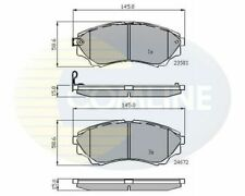 Front Brake Pads FOR FORD RANGER I 2.5 3.0 99->12 CHOICE2/2 Diesel Comline