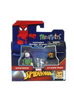 Marvel Minimates Mysterio & Hydro-Man Series Wave 77 Spider-Man Brand New In Box
