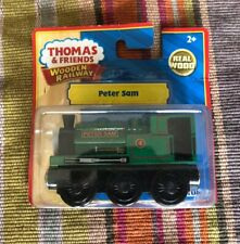 Learning Curve Wooden Thomas Train Square Funnel Peter Sam! New