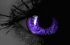 Die Cut Fieltro ojos de la pupila de Peluche Ojos Azul Verde Marrón Adornos Apliques