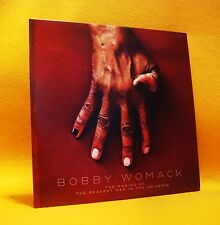 Cardsleeve single DVD Bobby Womack The Making Of The Bravest Man In The Universe
