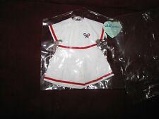 "Doll Jems 18"" Tennis shirt with skirt"