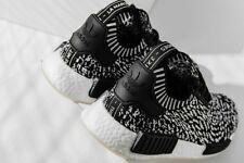 $170 Adidas NMD R1 PK Zebra Sashiko Black/White Primeknit BY3013 Size 10US MEN