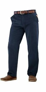 TRADITIONAL THICK CORDUROY TROUSER  Our cotton-rich cords are as comfortable as