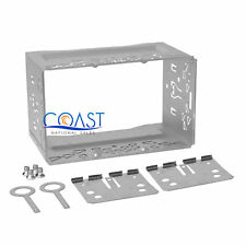 Car Stereo Replacement Universal Double Din Dash Kit Cage Box for HeadUnit