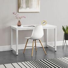 Schreibtisch Bürotisch Computertisch Arbeitstisch PC Tisch Laptoptisch Weiß