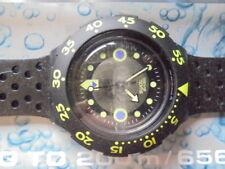 vintage montre swatch scuba 200