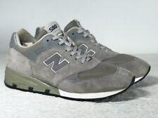 RARE New Balance 580 Classic Gray Suede CM580GR Men's Size 13 D Vintage