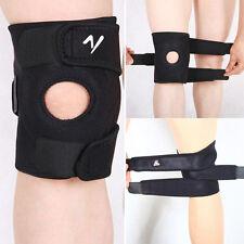 Kniebandage Kniestütze aus Neopren mit zwei Klettverschlüssen Knee Relief Schutz