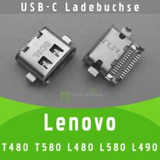 ✅ Lenovo T480 T580 L480 L580 L490 USB-C  Buchse Ladebuchse Socket Port Connector