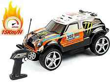 Big-Daddy Super Cool Series Extra Fast RC remote control Mountin Jeep Orange