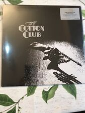 THE COTTON CLUB JOHN BARRY OST LP LTD  1000 COLOURED 180G VINYL NEW AUDIOPHILE