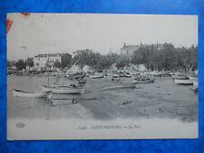 SAINT-RAPHAEL  :  Le Port.