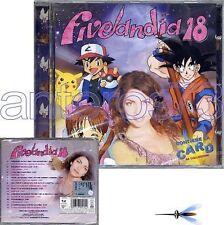 "CRISTINA D'AVENA ""FIVELANDIA 18"" RARO CD - SIGILLATO"