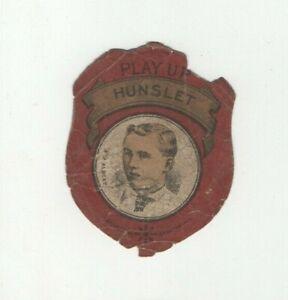 John Baines of Bradford Rugby Card - 'Play Up' Hunslet - Albert