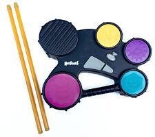 Vintage KOOL SHADES Electronic Toy Drum Set - Works Great!