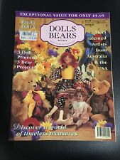 Dolls Bears and Collectables - Vol. 3 No. 6