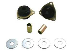Whiteline W81655 Trailing Arm Lower Front Bushing fits Land Rover 90/110 3.5 ...