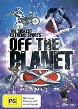 OFF THE PLANET - THE SICKEST EXTREME SPORTS - BRAND NEW & SEALED DVD (PLANET X)