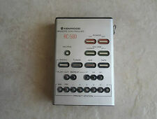 New Kenwood RC-500 Original Authentic Remote Control unit Vintage Extremely Rare