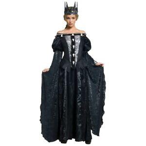 Queen Ravenna Costume Adult Evil Queen Halloween Fancy Dress
