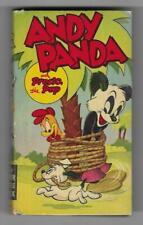 ANDY PANDA & PRESTO The Pup 707-10 GOLDEN AGE BETTER LITTLE BOOK 1949 Comic art