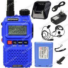 BAOFENG UV-3R Plus UV-3R+ VHF/UHF Dual Band 136-174/400-470 Two Way Radio B0545